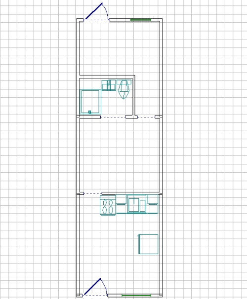 apartment floor plans with dimensions. Blueprint floor plan of the